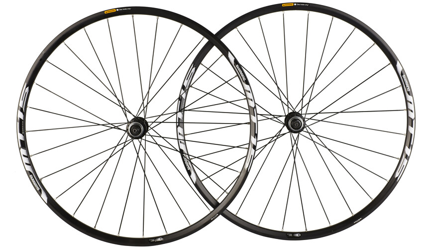 "Shimano WH-MT15 - Roue - 29"" Center Lock noir"